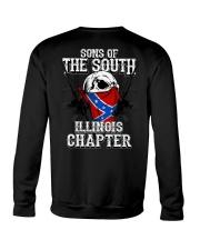 SONS OF THE SOUTH ILLINOIS Crewneck Sweatshirt tile