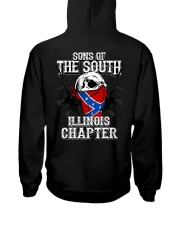 SONS OF THE SOUTH ILLINOIS Hooded Sweatshirt tile