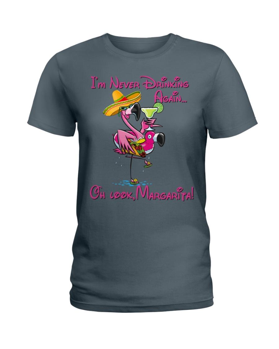 OH LOOK MARGARITA Ladies T-Shirt