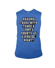 CHASING TACOS WITH TEQUILA Sleeveless Tee thumbnail