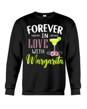 FOREVER IN LOVE WITH MARGARITA Crewneck Sweatshirt thumbnail