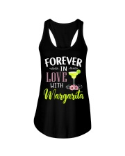 FOREVER IN LOVE WITH MARGARITA Ladies Flowy Tank thumbnail