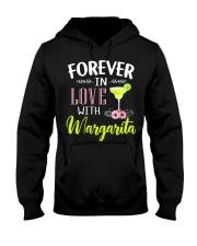 FOREVER IN LOVE WITH MARGARITA Hooded Sweatshirt thumbnail