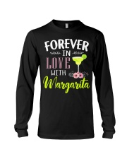 FOREVER IN LOVE WITH MARGARITA Long Sleeve Tee thumbnail