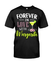 FOREVER IN LOVE WITH MARGARITA Premium Fit Mens Tee thumbnail