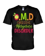 OMD V-Neck T-Shirt thumbnail