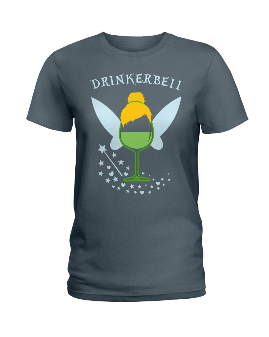 FOR DRINKERS Ladies T-Shirt
