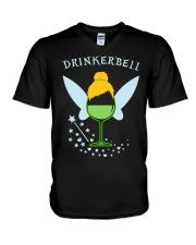 FOR DRINKERS V-Neck T-Shirt thumbnail