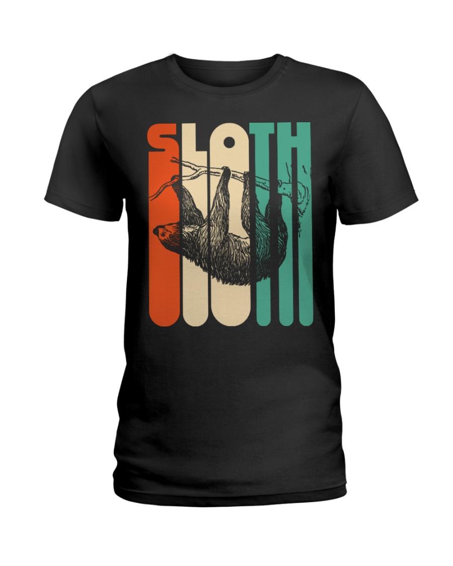SLOTH Ladies T-Shirt