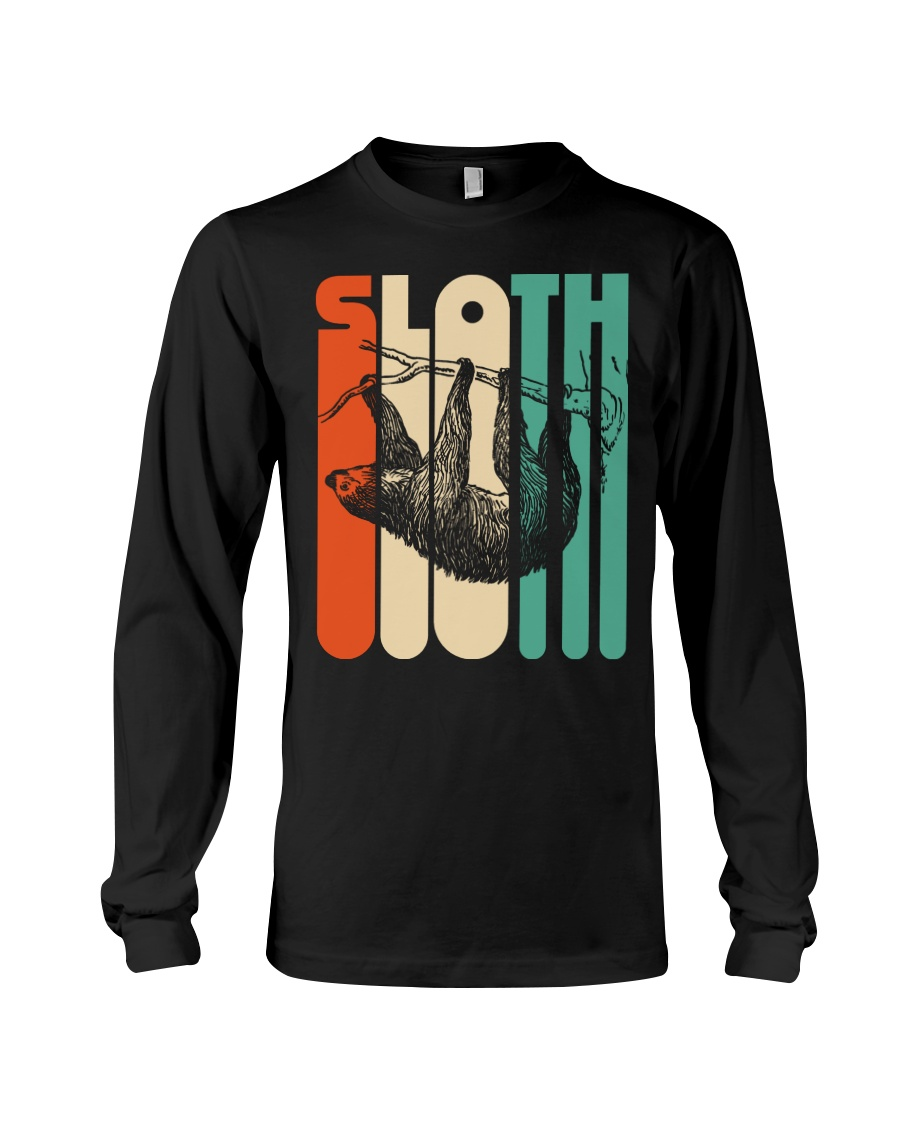 SLOTH Long Sleeve Tee