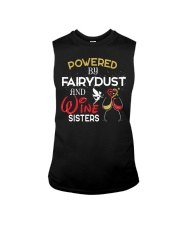 POWERED BY WINE  Sleeveless Tee thumbnail