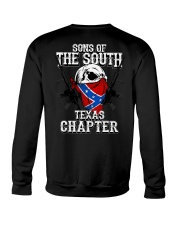 SONS OF THE SOUTH - TEXAS CHAPTER Crewneck Sweatshirt tile