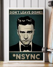 don't leave dishes 24x36 Poster lifestyle-poster-4