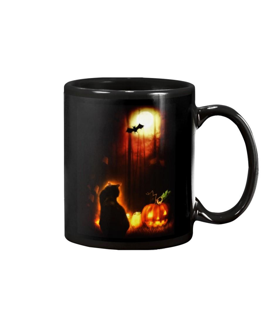 Cat Halloween Mug