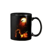 Cat Halloween Mug front
