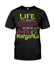 MARGARITA AND TACOS Classic T-Shirt thumbnail