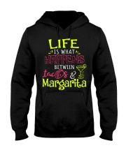 MARGARITA AND TACOS Hooded Sweatshirt thumbnail
