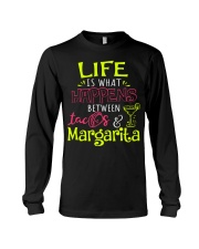 MARGARITA AND TACOS Long Sleeve Tee thumbnail