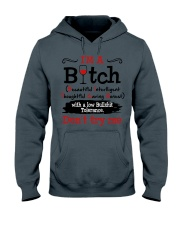 DON'T TRY ME Hooded Sweatshirt thumbnail