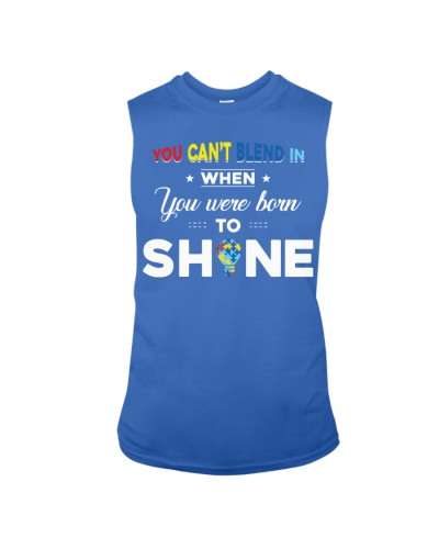 YOU WAS BORN TO SHINE