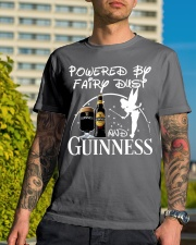 FOR LOVER Premium Fit Mens Tee lifestyle-mens-crewneck-front-8