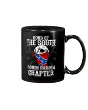 SONS OF THE SOUTH SOUTH DAKOTA Mug tile