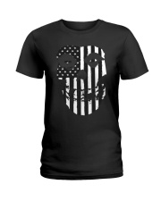 FOR METAL MUSIC LOVERS Ladies T-Shirt thumbnail