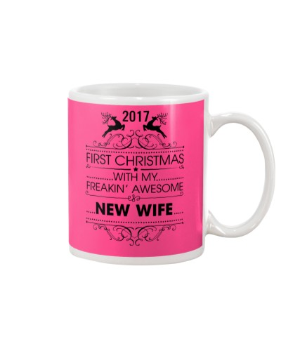 FIRST CHRISTMAS - WIFE