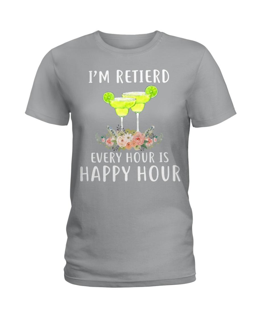 HAPPY HOUR Ladies T-Shirt