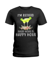 HAPPY HOUR Ladies T-Shirt front
