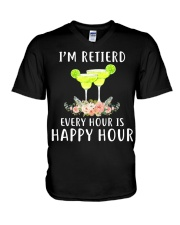 HAPPY HOUR V-Neck T-Shirt thumbnail