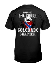 SONS OF THE SOUTH COLORADO Classic T-Shirt back
