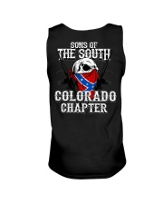 SONS OF THE SOUTH COLORADO Unisex Tank tile