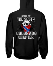 SONS OF THE SOUTH COLORADO Hooded Sweatshirt tile