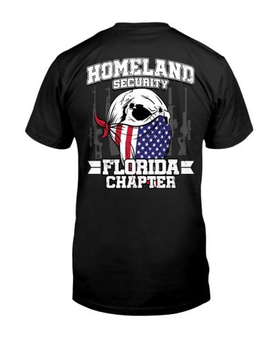 HOMELAND SECURITY FLORIDA CHAPTER