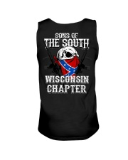 SONS OF THE SOUTH WISCONSIN Unisex Tank tile