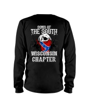 SONS OF THE SOUTH WISCONSIN Long Sleeve Tee tile