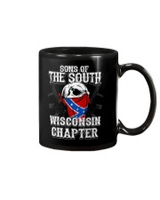SONS OF THE SOUTH WISCONSIN Mug tile
