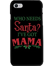 WHO NEEDS- BEST GIFT FOR CHRISTMAS Phone Case i-phone-7-case