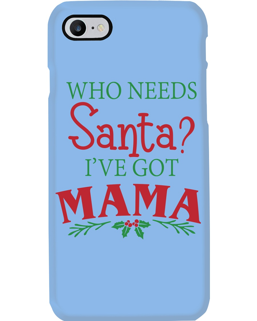 WHO NEEDS- BEST GIFT FOR CHRISTMAS Phone Case