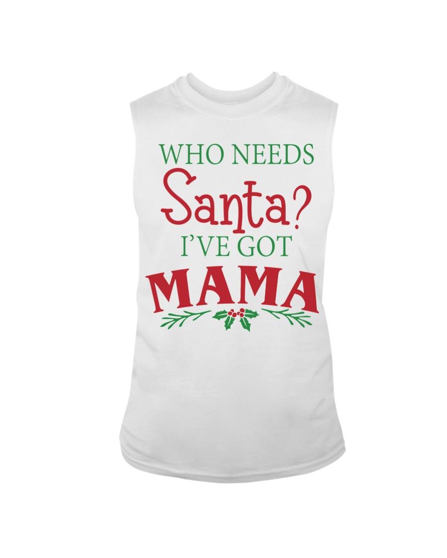 WHO NEEDS- BEST GIFT FOR CHRISTMAS Sleeveless Tee