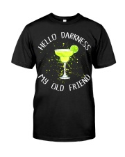 HELLO DARKNESS Classic T-Shirt tile