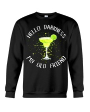 HELLO DARKNESS Crewneck Sweatshirt tile