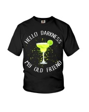 HELLO DARKNESS Youth T-Shirt thumbnail
