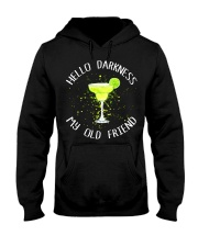 HELLO DARKNESS Hooded Sweatshirt thumbnail
