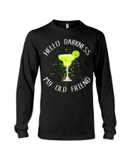 HELLO DARKNESS Long Sleeve Tee thumbnail