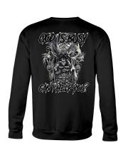 GOD IS BUSY Crewneck Sweatshirt thumbnail