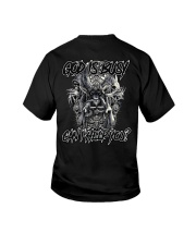 GOD IS BUSY Youth T-Shirt thumbnail