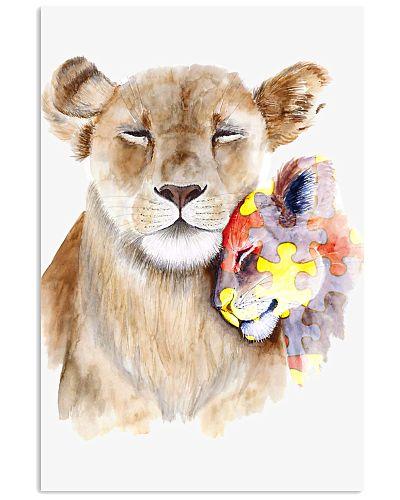 lion mama