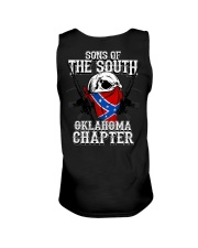 SONS OF THE SOUTH OKLAHOMA Unisex Tank tile